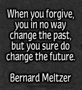 When you forgive